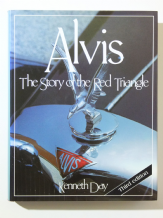 Alvis. The Story of the Red Triangle (Day 1998) 3rd Ed.